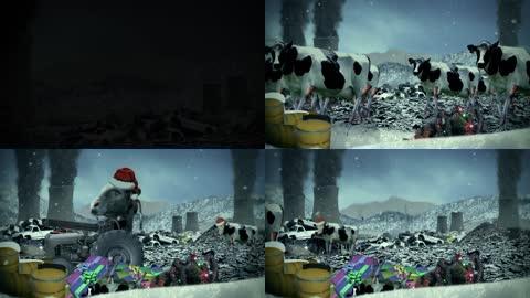 诡异圣诞节