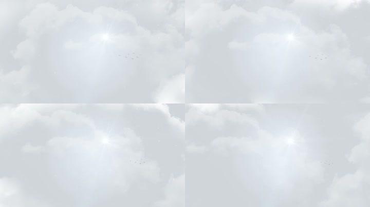 天空云朵云层