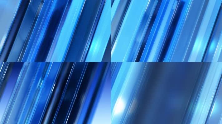3组蓝色主题简洁背景