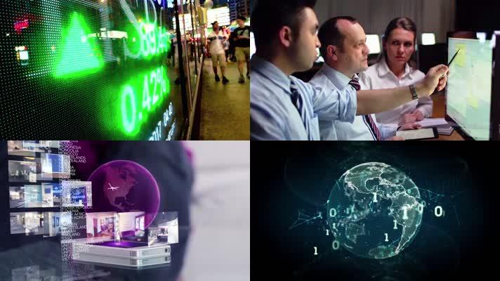互联网金融科技视频