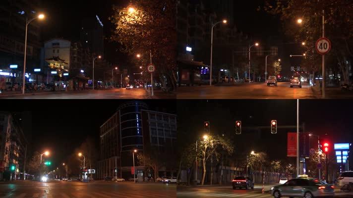 凌晨街道-苏醒的城市01