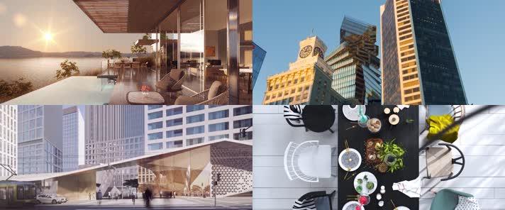 房地产设计三维动画