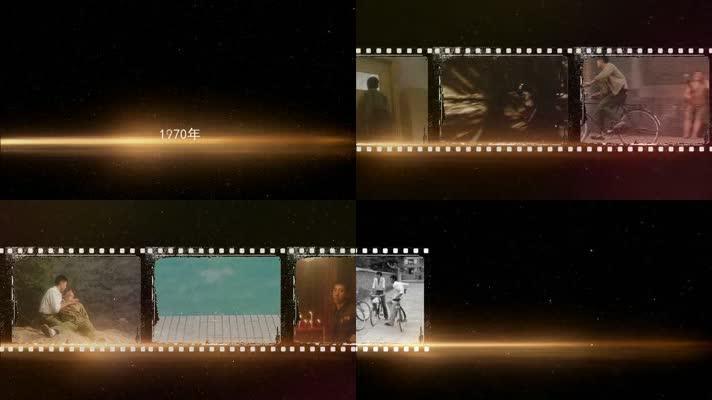 【原创】老照片胶片相册放映机