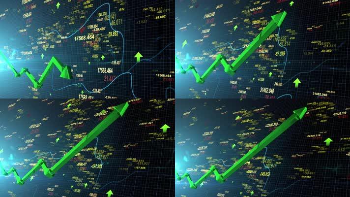 股票U型曲线图