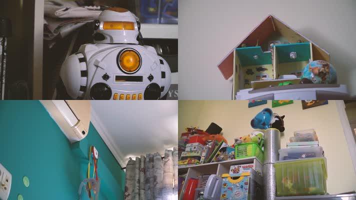 小孩玩具房间