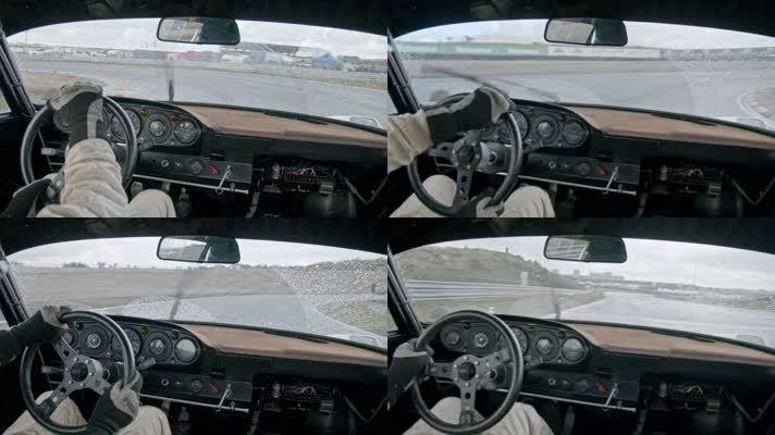 汽车第一视角,开车第一视角,赛车