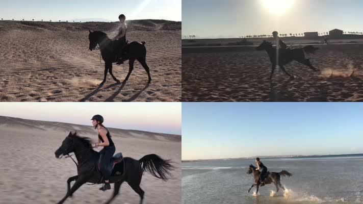 骑马,美女骑马,女人骑马鑫