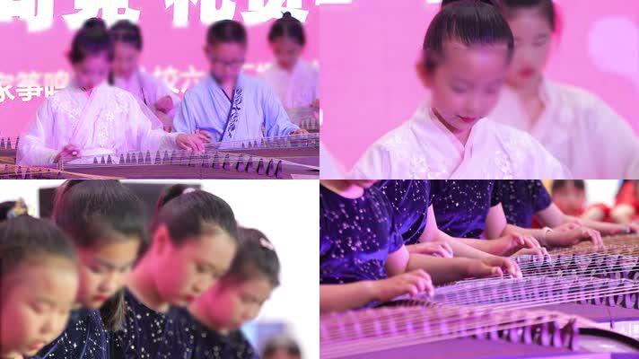 儿童古筝演奏表演B4k