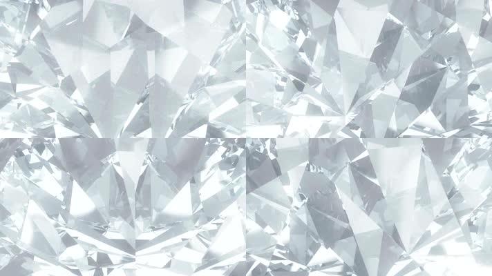 钻石光斑背景