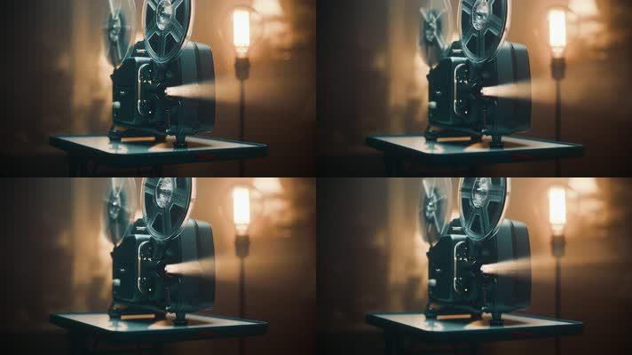 【4K】电影放映机