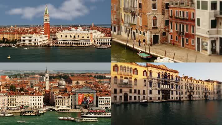 【4K】威尼斯